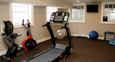 Fitness Room Image